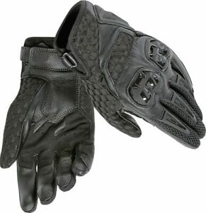 NEW Dainese Air Hero XCE Motorcycle Gloves - Black from Moto Heaven