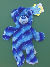 Build a Bear Blue Winter Wonder Teddy Bear Plush Toy - Unstuffed -  NEW
