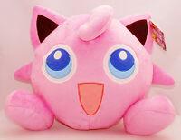 Pokemon plush JIGGLYPUFF plush doll 12 inches/30 cm *UK Stock* Fast Shipping