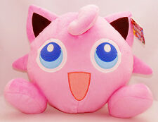 Pokemon plush JIGGLYPUFF plush doll 12 inches/30 cm *UK Stock* Fast Shipping