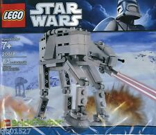 Lego Star Wars Brickmaster At-at Imperial Walker 20018 Bolsa De Polietileno BNIP
