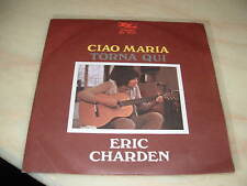 "ERIC CHARDEN ""CIAO MARIA-TORNA QUI"" PROMO ITALY'71"
