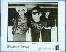 Possum Dixon Industry Photo 1998 Interscope Records