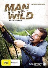 Man Vs Wild - Ultimate Survivor (DVD, 2010, 2-Disc Set)