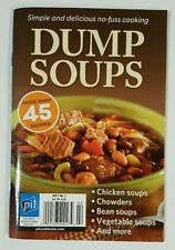 Dump Soups Recipes Chicken Soups Chowder Vegetable #2 May 2016 FREE SHIPPING