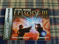 Star Wars Episode Iii Revenge Of The Sith Prima Official Game Guide Ps2 Xbox Ebay