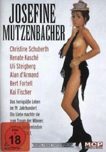 Josefine Mutzenbacher Erotik - Kultfim ! DVD NEU/OVP FSK18!