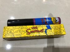 MAC The Simpsons Lipglass**ITCHY & SCRATCHY & SEXY**BNIB**Full Retail Size**Auth