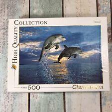 Dolphins Jigsaw Puzzle Clementoni 500 Piece
