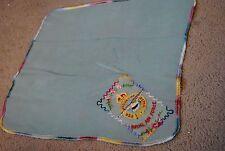 RAF blue sweetheart handkerchief