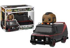 Toy Funko - Pop Ride: A-Team - Van w/B.A. Baracus #25