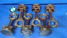 BMW E46 M54 M54B30 Engine Rods Pistons Assembly stroker Engine e83 x3 330i 330ci