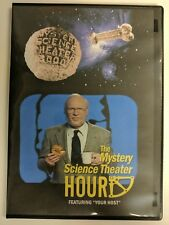 Mystery Science Theater 3000 MST3K The MST Hour Introductions and Wraps Rare DVD