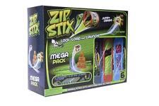 Wholesale Zip Stix Mega Pack Bundle X 10 Lock Load Launch Kids Childs Toy 4 Yrs