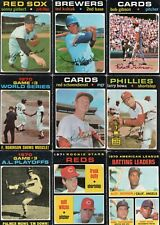 1971 O-Pee-Chee Baseball - (#23 -- #710)     ***YOU PICK***