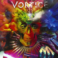 Vortice : Host CD Album Digipak (2017) ***NEW*** FREE Shipping, Save £s