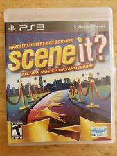 SCENE IT BRIGHT LIGHTS BIG SCREEN - PS3