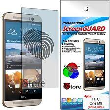 4 Pellicola Opaca Per HTC ONE M9 M-9  Antiriflesso Antimpronta Proteggi Schermo