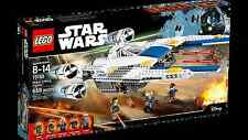 LEGO 75155 Rebel U-wing Fighter™ - STAR WARS 8-14anni Pz 659
