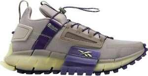 Reebok Men's Zig Kinetica Edge [ Grey ] Running Shoes - FX9663