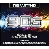 Various Artists - Party Mix ('90s, 2013) 3 cd