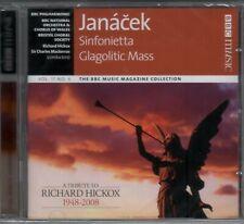 JANACEK: SINFONIETTA + GLAGOLITIC MASS / RICHARD HICKOX, CHARLES MACKERRAS / BBC