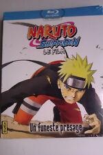 "BLU-RAY ""Naruto Shippuden - Un Funeste Présage"" (Le Film) NEUF SOUS BLISTER"