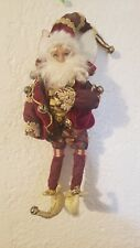 Mark Roberts Ornament Christmas Fairy - Small