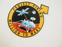 Project Viking Mission to Mars Nasa Vinyl Decal Sticker