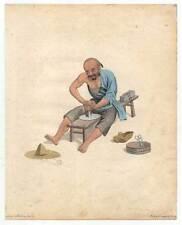 China-Chinesen-Edelsteinschleifer-Kristalle-Brillen Kupferstich Dadley 1800