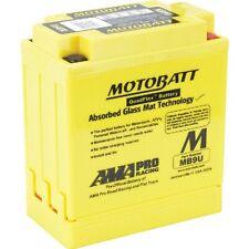 New Motobatt Battery For Yamaha Sv80E Sno-Scoot 80cc 88-90 12N7-4B 12N7D-3B