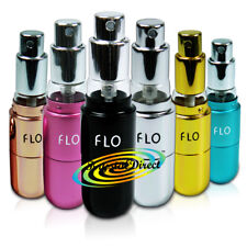 Flo Refillable Perfume Atomizer/Atomiser Pump Spray Carry On Travel Bottle 5ml