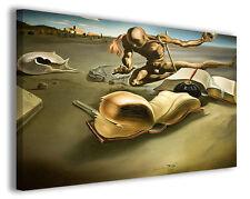 Quadri famosi Salvador Dali' vol X Stampa su tela arredo moderno arte design