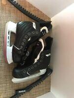 New RBZ CCM Rapide Youth Junior Ice Hockey Skates ~ Size JR 1 D