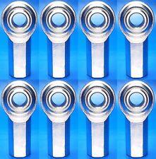 """4LH & 4RH  3/8""""-24 Thread x 3/8"""" Bore Female Thread Heim Joints Rod Ends (CF-6)"""