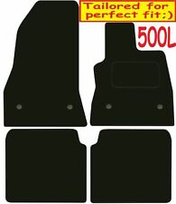 Deluxe Quality Car Mats for Fiat 500L 13-17 ** Tailored for Perfect fit ;) **