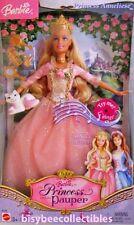 Barbie Doll As Princess Annaliese Collectable NRFB