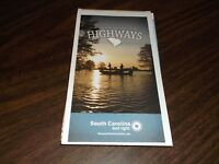 2016 SOUTH CAROLINA OFFICIAL HIGHWAY MAP