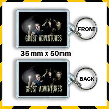 Ghost Adventures 02 - Cult TV - 35x50mm Keyring