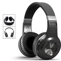 Noise Cancelling Mic Wireless Bluetooth Headset Stereo Headphone For iPhone 7 6S