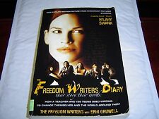 *GOOD CONDITION* THE FREEDOM WRITERS DIARY by Erin Gruwell (2006)