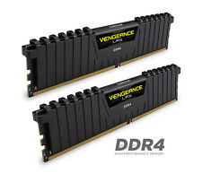 Corsair Vengeance LPX DDR4 Black 16 GB (2 x 8 GB) 3200Mhz