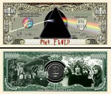 OUR PINK FLOYD BAND DOLLAR BILL (2 Bills)