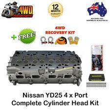 Cylinder Head Kit Gasket Bolts for Nissan Navara D40 D22 Pathfinder YD25 4 Port