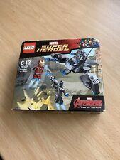 New and sealed Lego Marvel Iron Man vs Ultron 76029