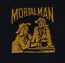 Mortal Man Inn Vintage tie Lake District Windermere Olde English Pub beer ale