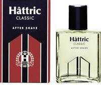 HATTRIC Classic After Shave Rasierwasser 200ml Glasflasche