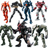 Pacific Rim2 Uprising Gipsy Aevenger Obsidian Fury Action Figure Robot Model Toy
