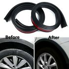 Universal Rubber Car Wheel Arch Protection Moldings Anti-collision Mudguard  for sale