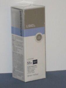 L'BEL LEDERM 55+ NIGHT REJUVENATING ANTI-AGING NIGHT CREAM 50 ml.SEALED BOX-NEW!